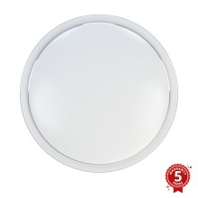 APLED - LED Stropna svjetiljka sa senzorom LENS R TRICOLOR LED/18W/230V IP41