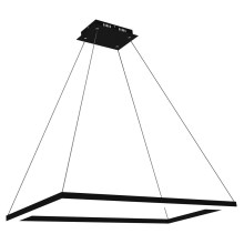 Brilagi - LED Luster na lancu CARRARA 100 LED/45W/230V