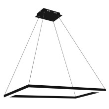 Brilagi - LED Luster na lancu CARRARA 80 LED/40W/230V