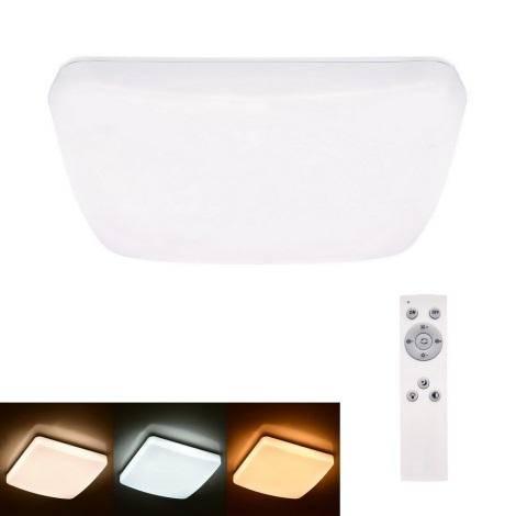 Brilagi - LED Prigušiva stropna svjetiljka MILKY LED/24W/230V + DO 3000K-6500K