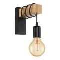 Eglo 32917 - Zidna svjetiljka TOWNSHEND 1xE27/10W/230V