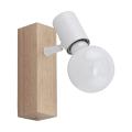 Eglo 33168 - Zidna svjetiljka TOWNSHEND 3 1xE27/10W/230V