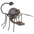 EGLO 47537 - Solarna rasvjeta škorpion 1xLED/0,06W brončana