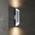 Eglo 54604 - LED Vanjska zidna svjetiljka AGOLADA 2xLED/3,7W/230V IP44