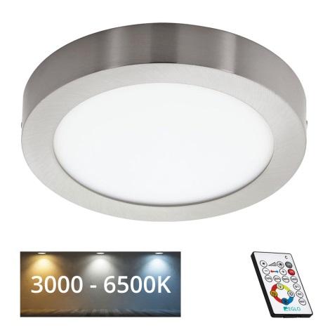 Eglo 78769 - LED stropna svjetiljka za prigušivanje TINUS 1xLED/21W/230V