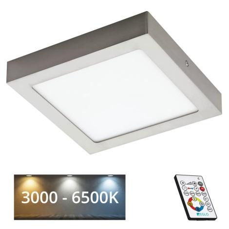 Eglo 78771 - LED stropna svjetiljka za prigušivanje TINUS 1xLED/21W/230V