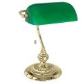 Eglo 90967 - BANKER Stolna lampa E27/60W/230V
