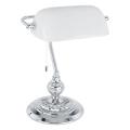 Eglo 90968 - Stolna lampa  BANKER E27/60W