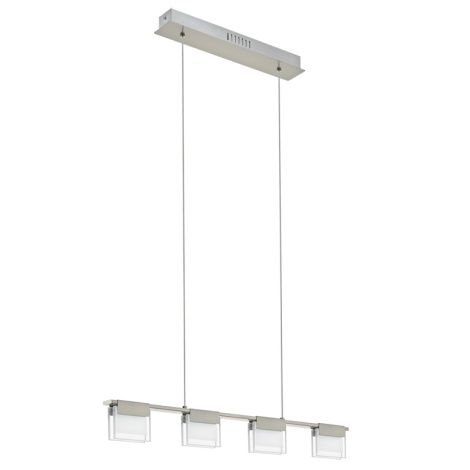 Eglo 93731 - LED Svjetiljka za prigušivanje CLAP 1 4xLED/5,8W/230V