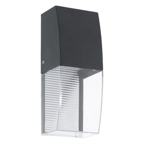 Eglo 95992 - LED Vanjska zidna svjetiljka SERVOI LED/3,7W IP44
