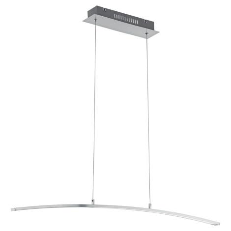 Eglo 97064 - LED luster na sajli FLAGRANERA 1xLED/19W/230V