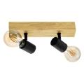 Eglo - Reflektorska svjetiljka 2xE27/60W/230V
