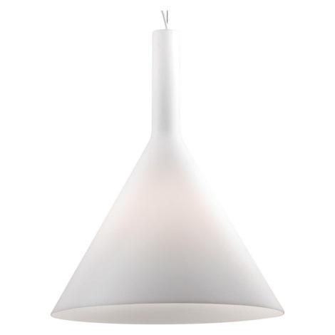 Ideal Lux - Luster na sajli 1xE14/40W/230V bijela