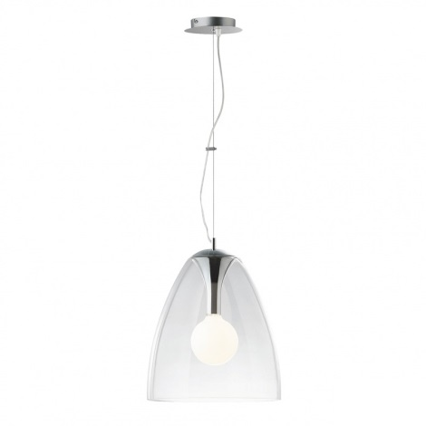 Ideal Lux - Luster na sajli 1xE27/100W/230V