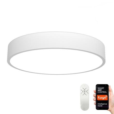 Immax NEO 07028L - LED Prigušiva stropna svjetiljka RONDATE LED/65W/230V + DU Tuya