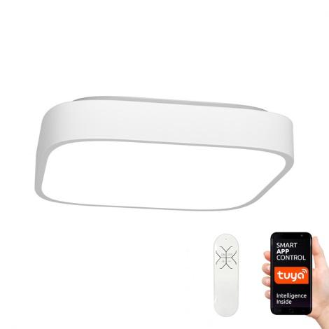 Immax NEO 07040L - LED Prigušiva stropna svjetiljka RECUADRO LED/56W/230V + DU Tuya