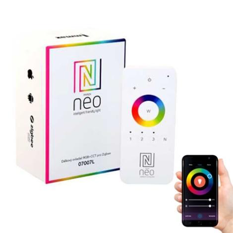 Immax NEO - Daljinski upravljač RGB+CCT/2xAAA ZigBee