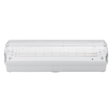 LED Panik svjetiljka LED/3W/240V 6000K IP65