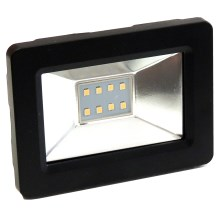 LED Reflektor NOCTIS 2 SMD LED/10W/230V IP65 630lm crna