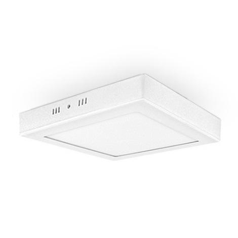 LED Stropna svjetiljka ORTO SQ-NT LED/24W/230V 4000K 30x30cm