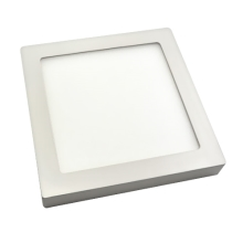 LED Stropna svjetiljka RIKI-V LED SMD/18W/230V 225x225 mm