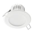 LED Ugradna svjetiljka za kupaonicu LED/7W/230V 2800K bijela IP44