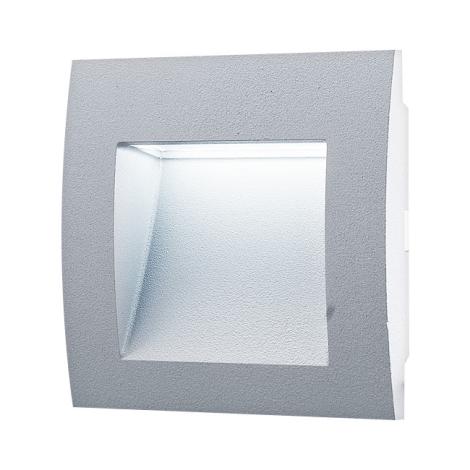 LED Vanjska stubišna svjetiljka LED/1,5W/230V