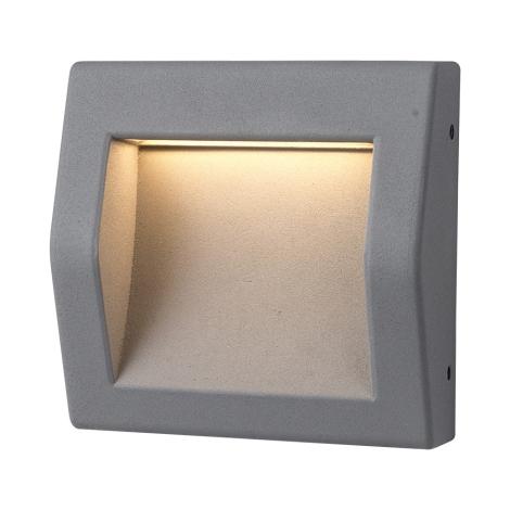 LED Vanjska stubišna svjetiljka LED/3W/230V IP54
