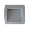 LED Vanjska stubišna svjetiljka LED SMD/3W/230V IP65
