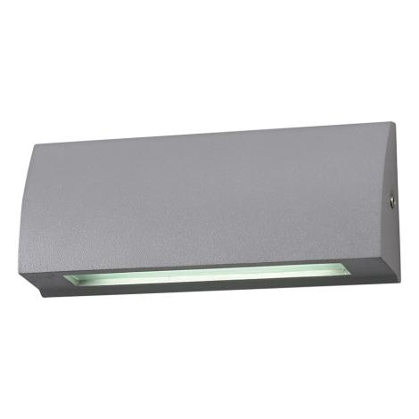LED Vanjska zidna svjetiljka LED/6W/230V IP54