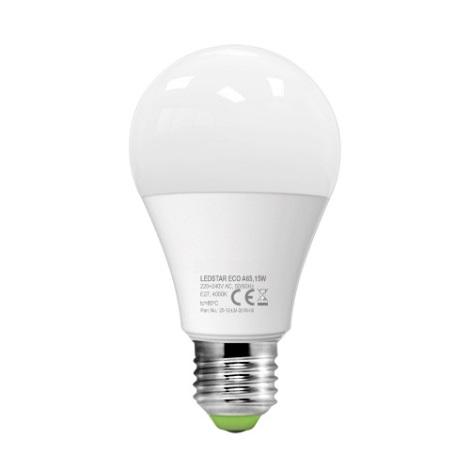 LED Žarulja LEDSTAR A65 E27/15W/230V 3000K