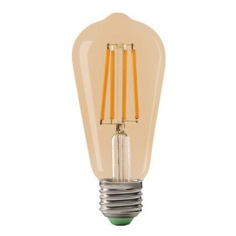 LED Žarulja LEDSTAR AMBER ST64 E27/10W/230V 2200K