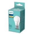 LED Žarulja Philips A60 E27/8W/230V 2700K