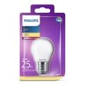 LED Žarulja Philips E27/2,2W/230V