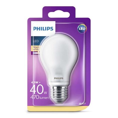LED Žarulja Philips E27/4,5W/230V