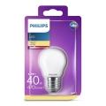 LED Žarulja Philips P45 E27/4,3W/230V