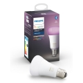 LED Žarulja za prigušivanje Philips HUE WHITE AND COLOR AMBIANCE E27/9W/230V