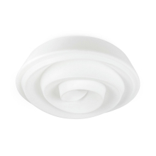 Linea Light 7656 - Stropna svjetiljka ROSE 2xE27/46W/230V IP40