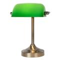 Lucide 17504/01/03 - Stolna lampa BANKER 1xE14/ESL 11W/230V