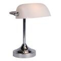 Lucide 17504/01/11 - Stolna lampa BANKER 1xE14/ESL 11W/230V