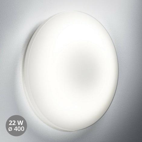 Osram - LED Vanjska svjetiljka sa senzorom SILARA LED/22W/230V IP44