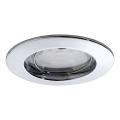 Paulmann 92758 - LED/6,8W Ugradbena svjetiljka za kupaonicu COIN 230V IP44