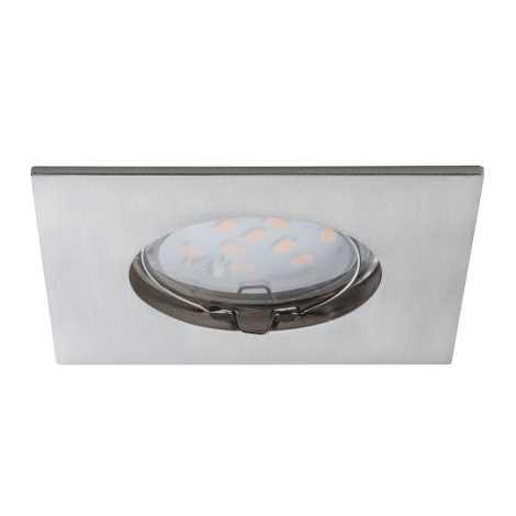 Paulmann 92761 - LED/6,8W Ugradbena svjetiljka za kupaonicu COIN 230V IP44