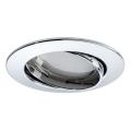 Paulmann 92779 - LED/6,8W Ugradbena svjetiljka za kupaonicu COIN 230V