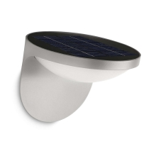Philips 17807/87/16 - LED vanjska solarna svjetiljka MYGARDEN DUSK LED/1W/3,7V IP44