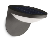 Philips 17807/93/16 - LED Solarno svjetlo MYGARDEN DUSK 1xLED/1,5W/230V IP44