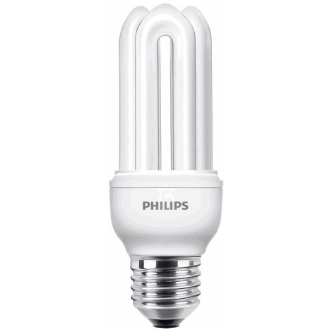 Philips 1PH/6 - Štedna žarulja  1xE27/14W/240V