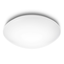 Philips 31802/31/EO - LED stropna svjetiljka MYLIVING SUEDE LED/20W/230V