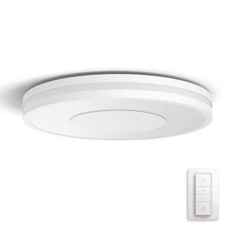 Philips 32610/31/P7 - LED stropna svjetiljka za prigušivanje BEING HUE LED/32W/230V