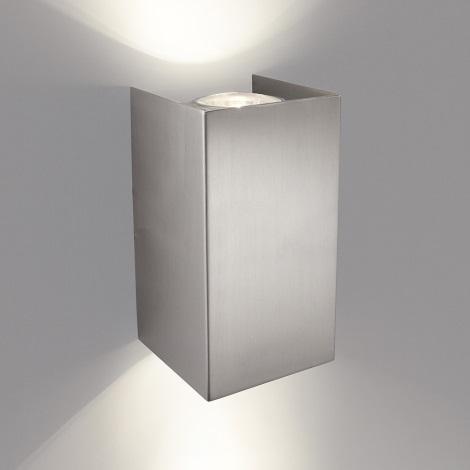 Philips 33012/17/PN - Zidna svjetiljka GABARDINE 2xGU10/50W/230V